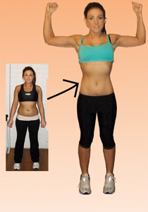 weightloss fitness toning 7 Secrets For a Toned Bikini Body in 7 Weeks [Case Study]